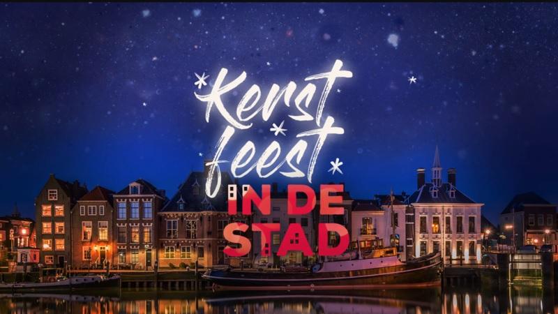 Kerstfeest in de stad met OG3NE, Jamai, Samantha Steenwijk en Wolter Kroes