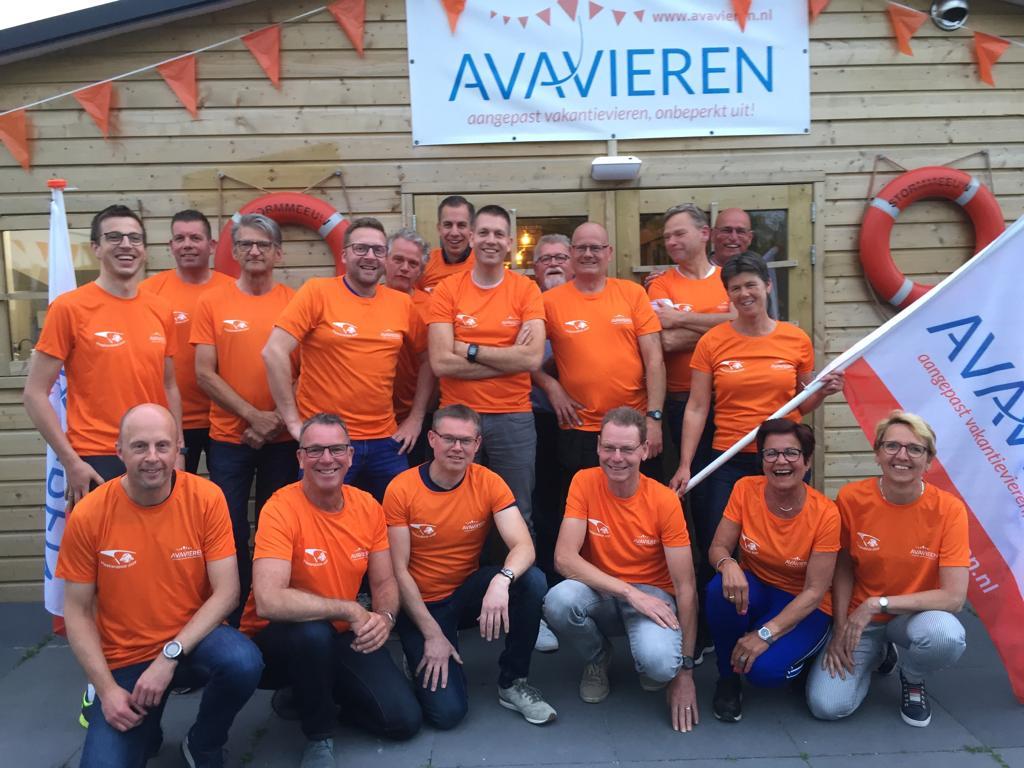 Maaslandloop loopt voor Stichting Avavieren