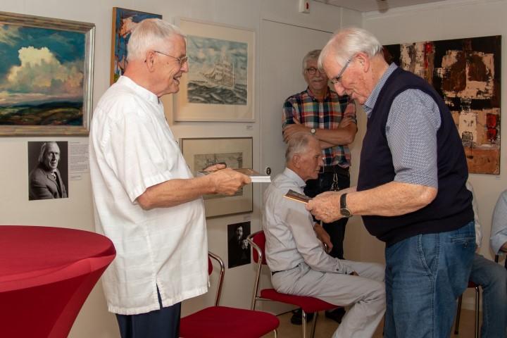 Museum Maassluis brengt boekje over Maassluise kunstenaars uit
