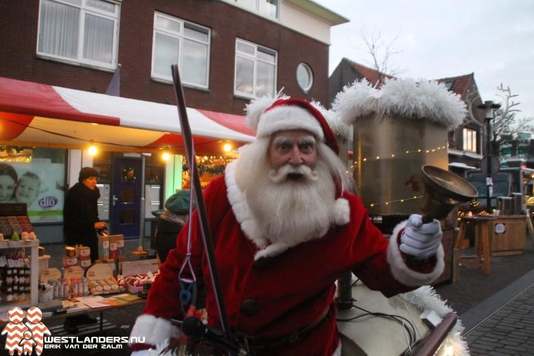 Kerstmarkt Den Hoorn op 13 december
