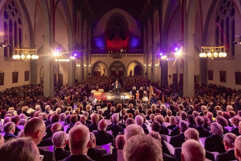 Wonderfull Kerstconcert WKV Musica