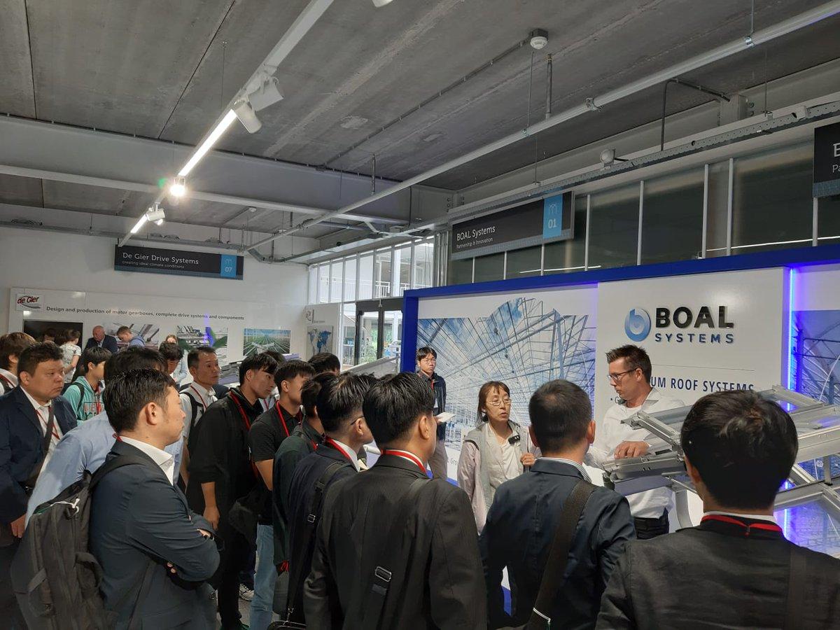 Japanse delegatie uit Kochi bezoekt Westlands bedrijfsleven