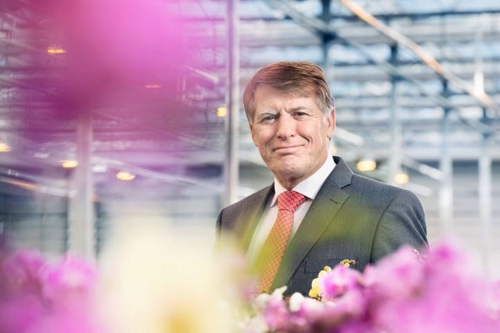 Sjaak van der Tak wordt voorzitter LTO Nederland
