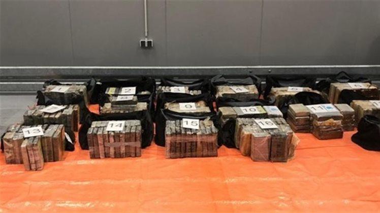 Douane vindt 500 kilo cocaïne in bestelauto