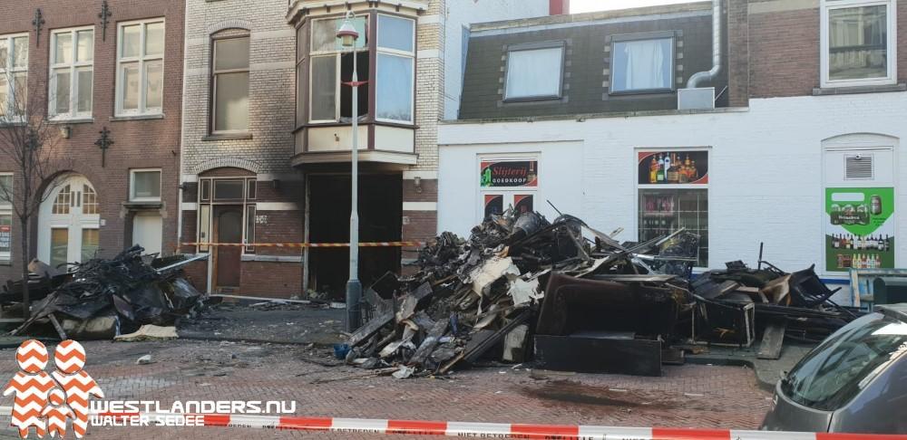 Vier jaar celeis voor brandstichting bij Haagse meubelopslag