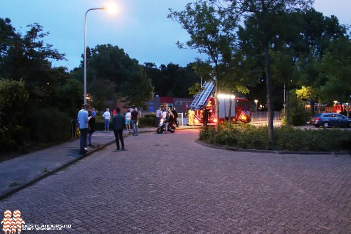 Brandstichting bij Godfried Bomansschool