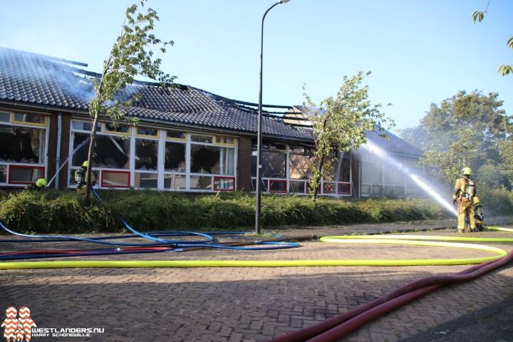 GRIP 1 brand Steenvoordeschool Rijswijk