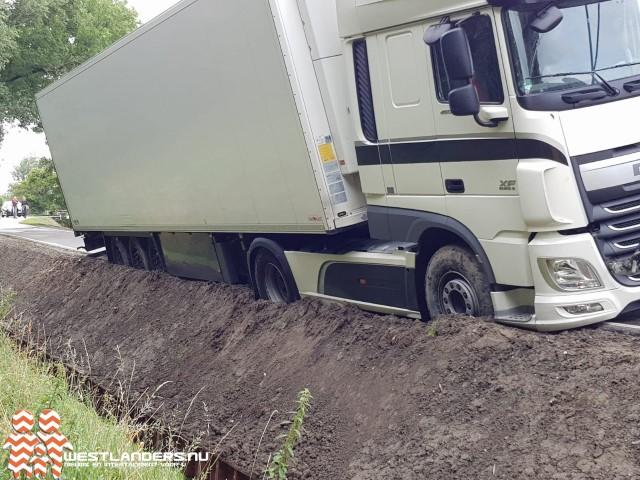 Duitse chauffeur in de problemen