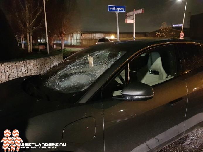 Poolse fietser gewond na ongeluk Veilingweg