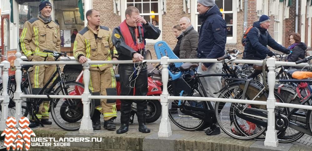 Brandweerduikers van alle markten thuis