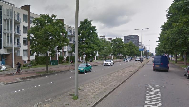 Politie onderzoekt overlijden 91-jarige vrouw Erasmusweg
