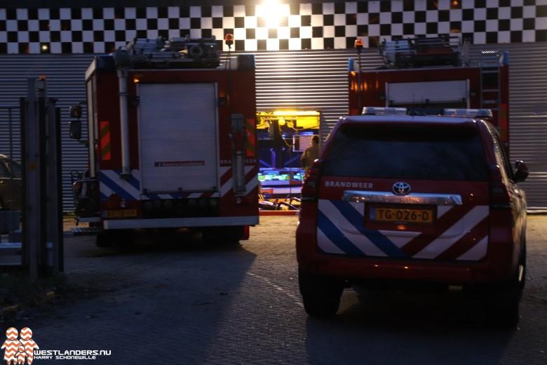 Persoon bekneld bij ongeluk kartbaan Uithof