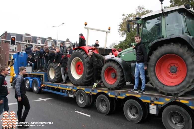 Grotere opkomst bij tweede boerenprotest in Den Haag