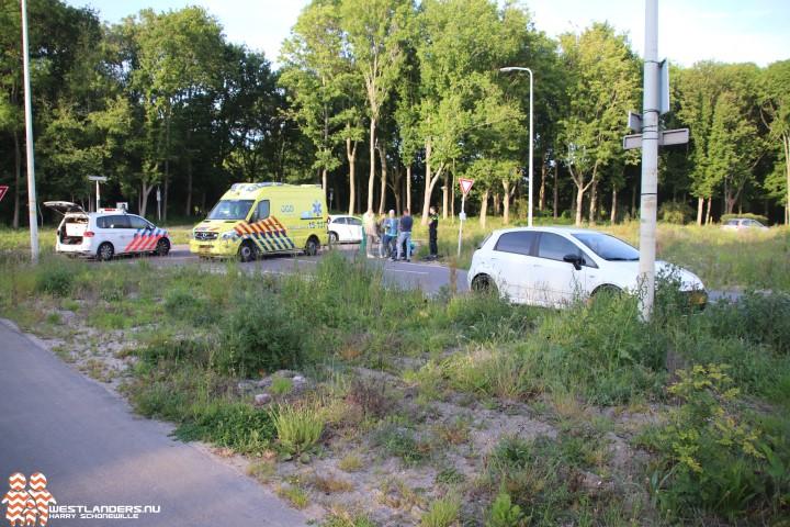 Wielrenner gewond na ongeluk Madesteinweg