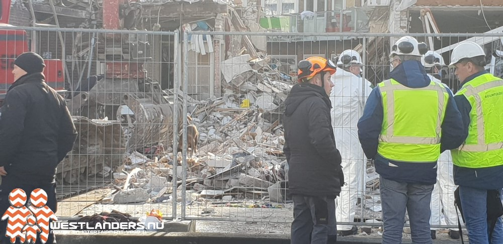 Geen strafbare feiten gasexplosie Jan van der Heijdenstraat