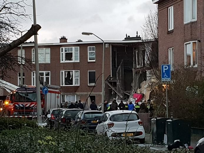 Geen aanwijzingen opzet explosie Jan van der Heijdenstraat