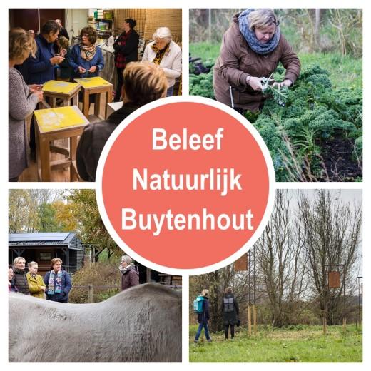 Eerste keer 'Beleef Natuurlijk Buytenhout' een succes!