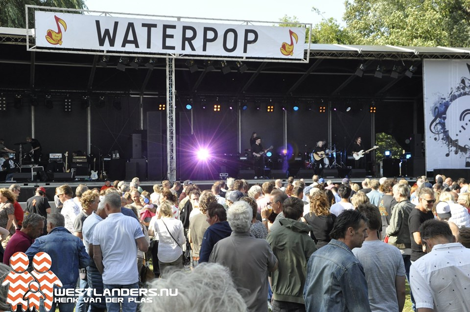 Waterpop 2019 was weer beregezellig