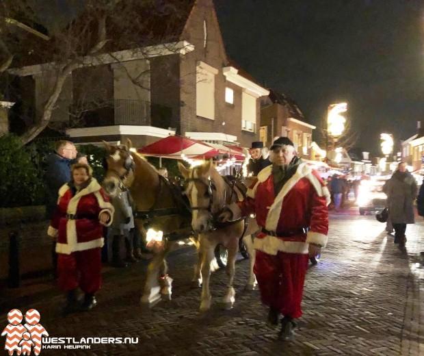 Kerstmarkt en lichtjesparade tijdens Lierse winterwonderland