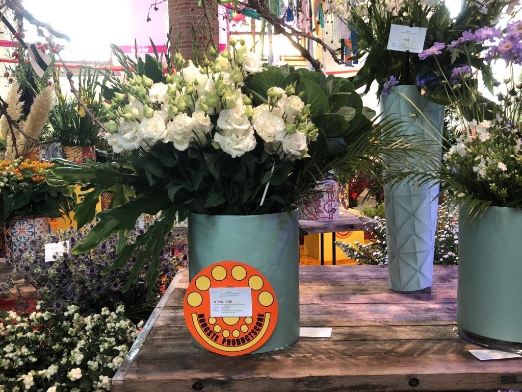 Prijzenregen tijdens Seasonal Flower Event