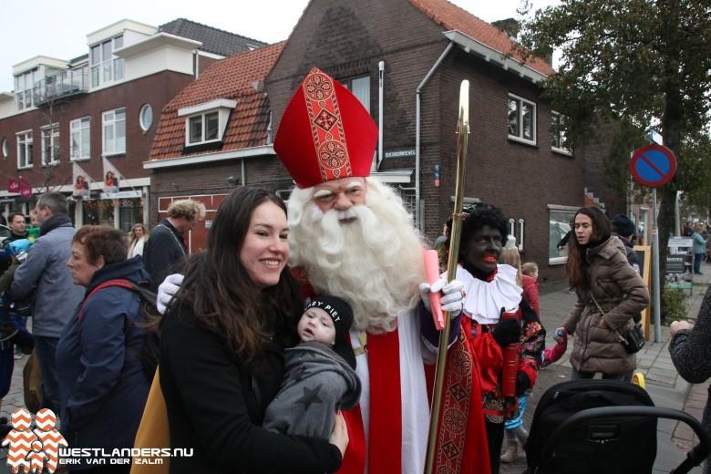 Sinterklaas-intochten in Westland en Midden Delfland