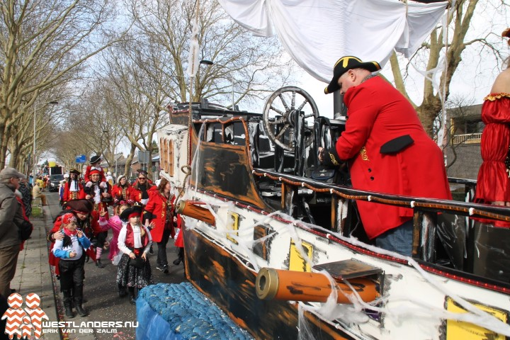 Carnaval in Delfts Kabbelgat