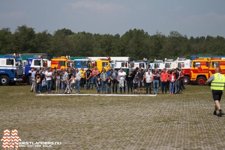 Geslaagd Tekno Event met Scania Classic Tour