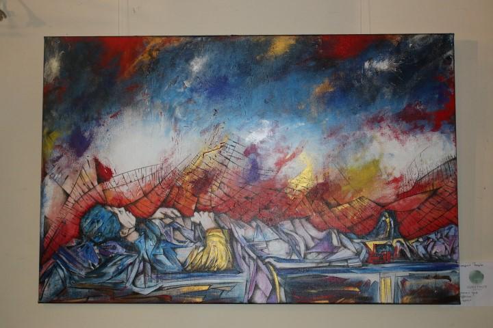 Kunst in de maak voor 34e editie Zomerbloemententoonstelling