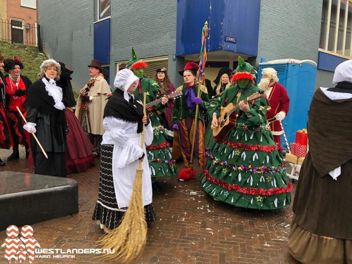 Geslaagde Kerstmarkt in Maassluis