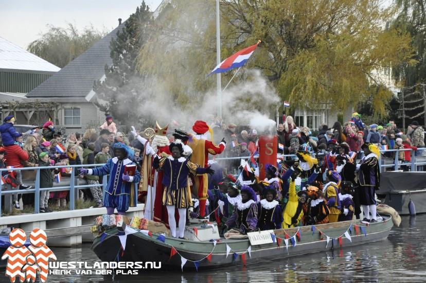 Zaterdag 7 sinterklaasintochten in Westland en Midden Delfland
