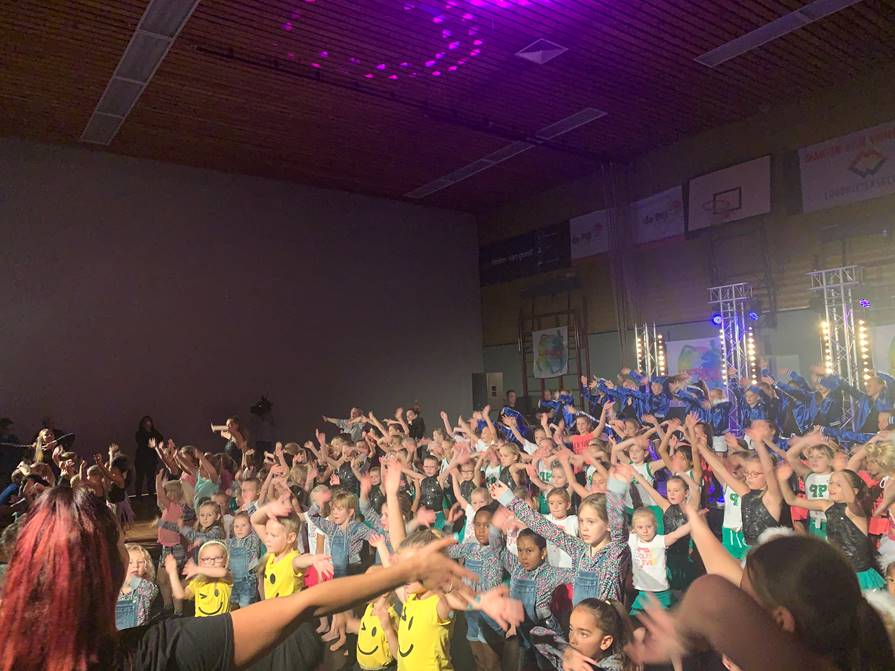 Het 3e Westland Dansfestival weer groot succes