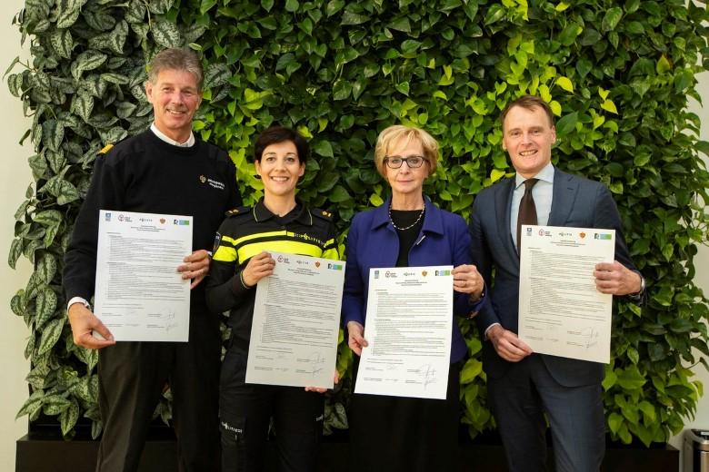 Samenwerken aan veiligheid op en rond FloraHolland Naaldwijk