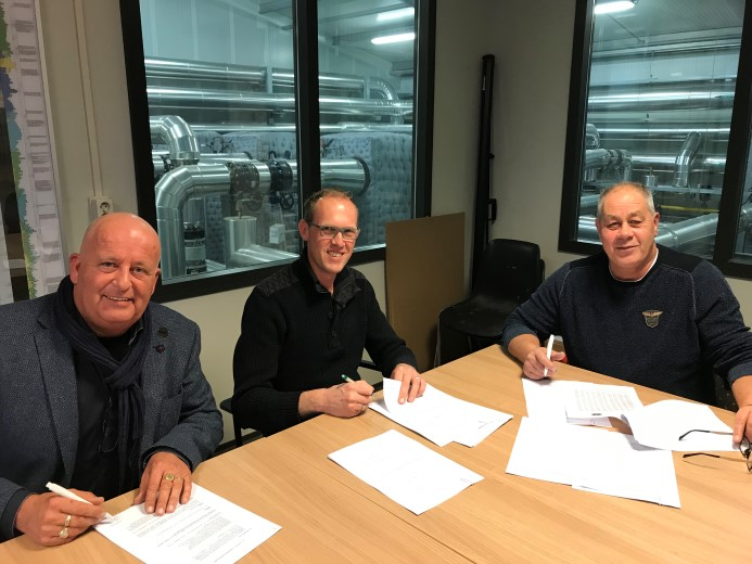 Aardwarmte Vogelaer sluit 3 nieuwe klanten aan