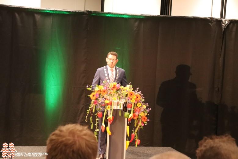 Nieuwjaarstoespraak van burgemeester Bouke Arends