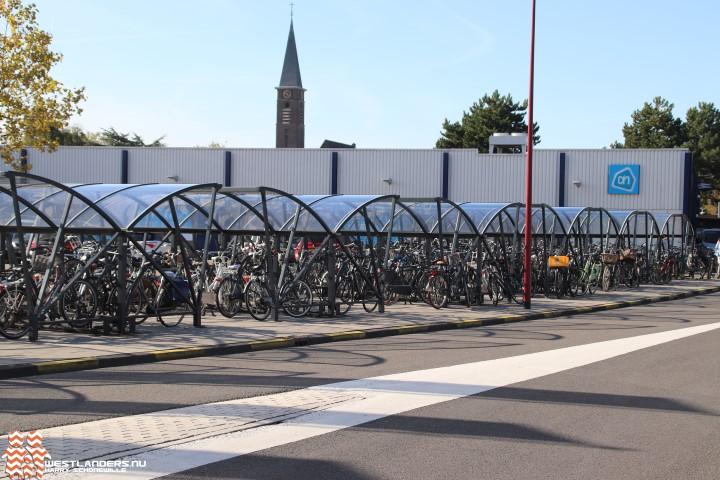 Collegevragen inzake fietsbeleid Westland