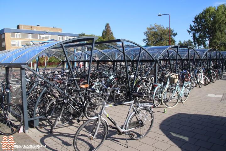 Wederom fietsendiefstallen in centrum Naaldwijk