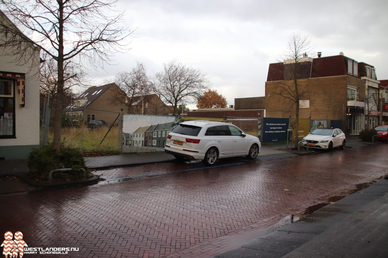 Collegevragen over besluiteloosheid centrumplan Honselersdijk