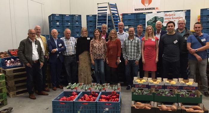 250.000 kilo extra groente en fruit voor voedselbanken