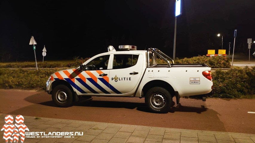 Man aangehouden in Hoek van Holland
