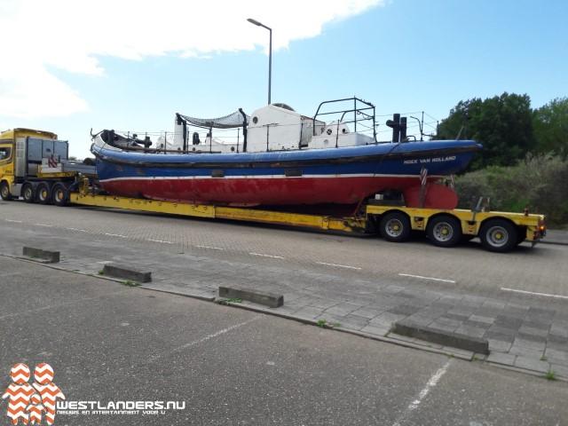 Nieuwe bestemming voor reddingboten Jan Lels museum