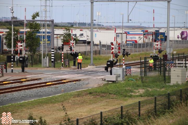 Hoekse lijn eind september in gebruik