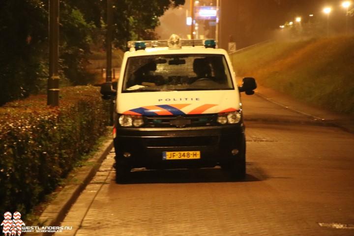 Meldingen van schietpartij in Hoek van Holland