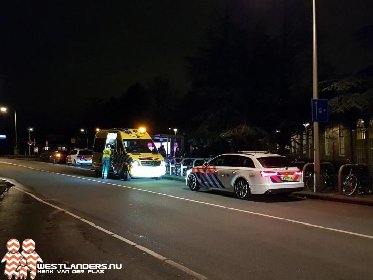 Voetganger gewond na ongeluk Dijkweg