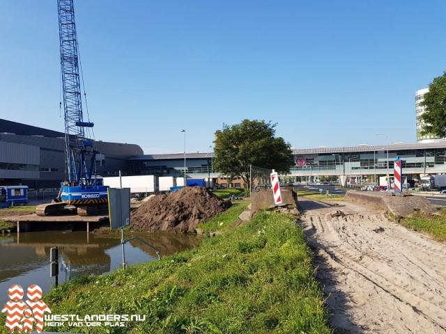 Afsluiting Middel Broekweg vanwege vervangen brug