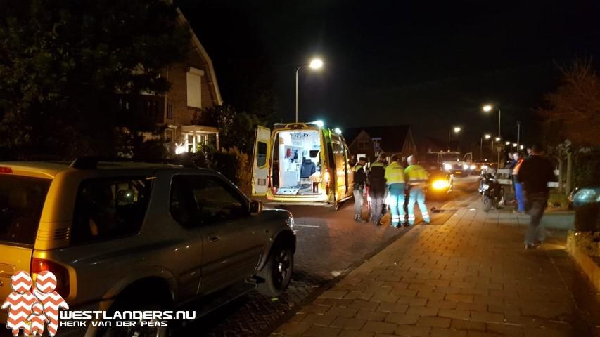Pizzabezorger ernstig gewond na ongeluk Endeldijk