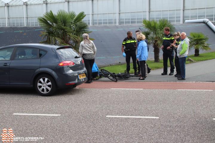 Twee gewonden bij dubbel ongeluk Poeldijksepad
