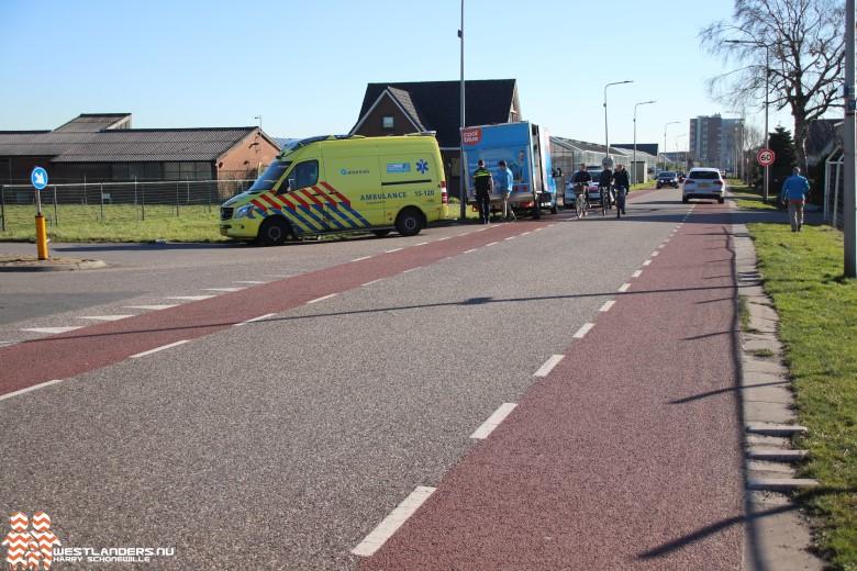 Fietsers gewond bij ongelukken op de vrijdagmiddag