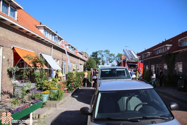 Gaslucht aan de Noorduynstraat