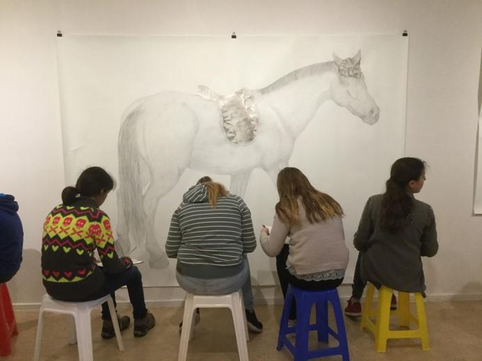 Museum Maassluis ontvangt leerlingen Lentiz