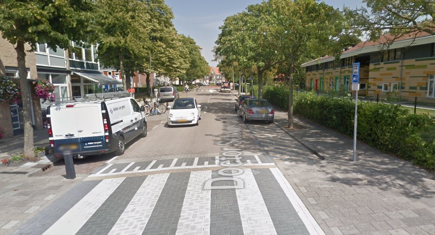 Gemeente pakt foutparkeren bij Hofvilla aan